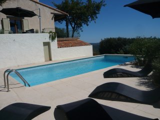 VILLA COCOSA - Luxurious Villa, Beautiful Views, Private Pool Near Cabris