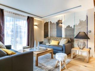 Maison Bétemps appartement 6-7 personnes 1 er étage Le Grand Bornand