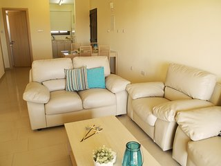 Kyklades Resort DPSBC12-Three Bed Apt- Pool-Tennis-Gym-Spa-Close to beach