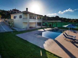 Seaview Villa In Gavalochori, Chania Crete