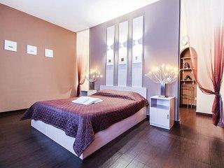 Apartment on Goncharnaja 24, Kronshtadtsky District