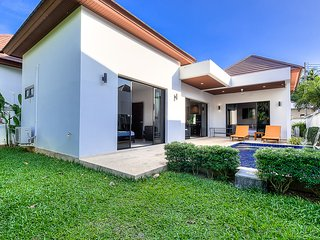 Villa Canna for rent in Rawai, 2 bedrooms, private pool, estate