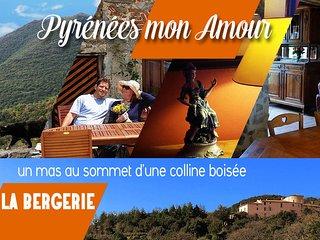 LA BERGERIE 3 épis 'Pyrénées mon Amour'