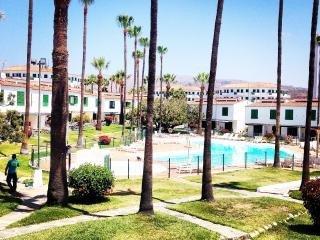 Bungaló con Piscina, Jardín, Terrazas, al lado de Playa del Inglés, Playa del Ingles