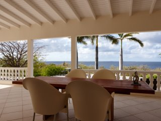 Private, Oceanfront Villa Surrounded by Native Gardens with Direct Sea Access, Sabadeco