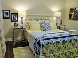 Garden District Luxury Room