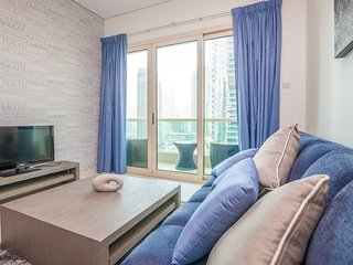 Spectacular Sea Views and Royal Accommodation, Dubaï