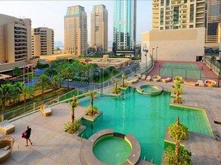 Skydive Dubai Marina And Sea Views
