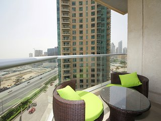 POOL VIEW APARTMENT IN BURJ VIEWS TOWER