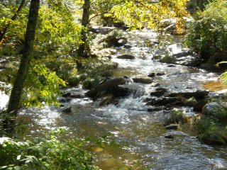 A River Runs Through It, Boone