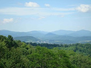 Appalachian View, Blowing Rock