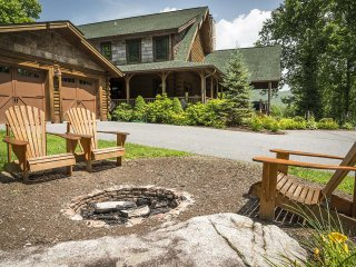 Diamond Creek Lodge, Vilas
