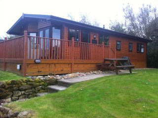 Luxury Lodge Retreat Haggerston Castle, Beal