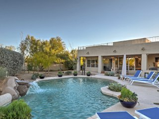 Scottsdale Home w/ Resort-Style Pool & Mtn. Views!