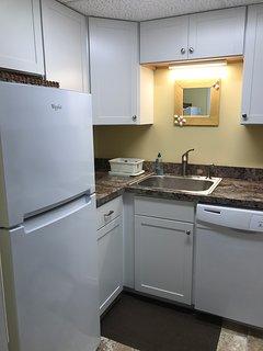 Kitchen Left View