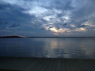 Pelican Island Bay Front
