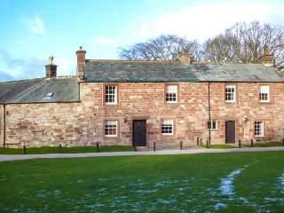 WORDSWORTH, woodburning stove, shared lawned area, off road parking, Appleby-in-