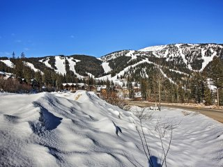 NEW! 2BR Whitefish Chalet - Steps to Slopes!
