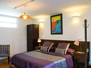 Comfy Single´s Studio Near Condesa & WTC, ONLY $29usd/n Sept. 21 - Oct. 20