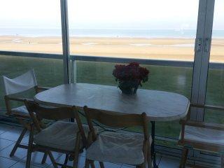 Appartement 3 pieces Front de mer Vue exceptionnelle Plage de Cabourg