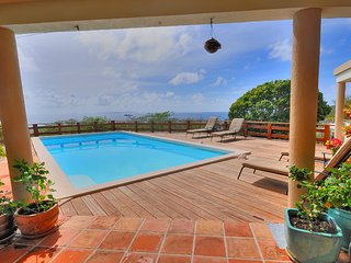 BoStar...breathtaking ocean views, Tamarind Hills, St. Maarten