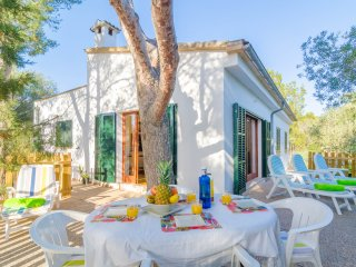 ES JAC - Chalet for 6 people in Cala s'Almonia