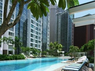 CITY TRAIN STATION 1BR APT, Singapore