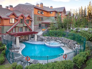 Worldmark Canmore - Studio Suite