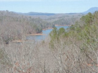 Cozy 2 Bedroom with Mountain & River Views, Ellijay
