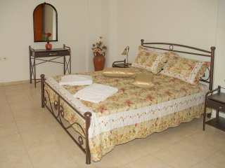 Cretan family apartment in Heraklion city