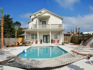 Island Pearl NEW Pool/Gulf view Great Pool area - 8bed/8bath Home