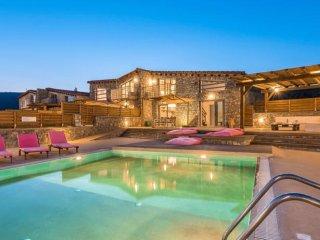 Lindos Seastone Villa D