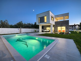 Modern and Luxury Villa Lungera