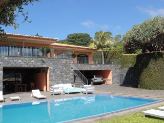 Beautiful contemporary luxury villa with A/C, games room in Funchal - Stylehouse