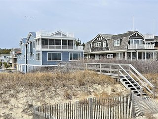 Lovely and spacious oceanfront home.