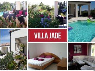 Villa de standing , piscine , 18 km de Carcassonne