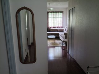 Fully furnished  House w garden for rent
