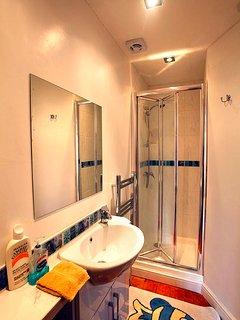 Shower / Basin / Toilet