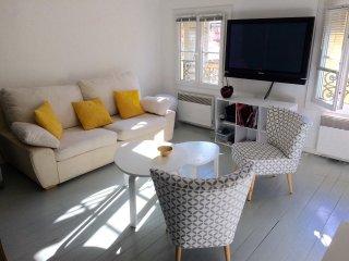 Beau Duplex, avec deux chambres climatisées centre historique d'Aix-en-Provence