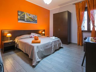 Bed and Breakfast Eco triple room, Pompei