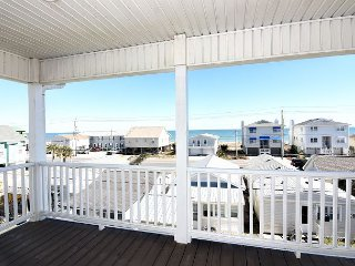Reed House - Wonderful ocean view home in Kure Beach