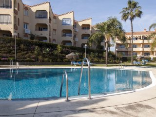 Beachside 1BR Sea View Apartment , Club La Costa, Mijas