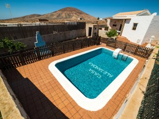 Casa de 1000 m2 de 3 habitaciones en Pajara