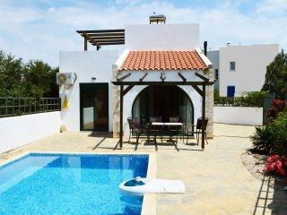Villa Afou con piscina privata, Afrata
