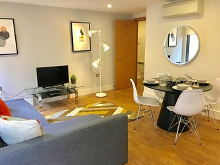 City Stay London - Modern 1 Bedroom Apartment near Hyde Park, Bayswater