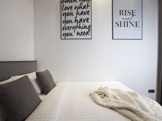 Three-Bedroom Apartment, Barcelona