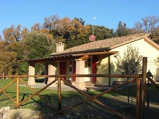 """Toscana: Casa """"Badia Vecchia"""" tra gli ulivi con piscina, Monteverdi Marittimo"""