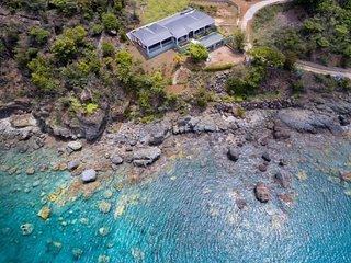 St Barts rental Villa Pleasure Sur la Mer 3 chambres, Gustavia