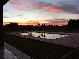 villa privé avec piscine, Marrakesch