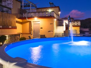 Luxury Villa With Thermal Spa, Temenia Chania Crete, Kandanos